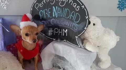 INCREIBLES  DIY ADORNOS COLGANTES #PHM PRE NAVIDAD #TutorialesNavideños