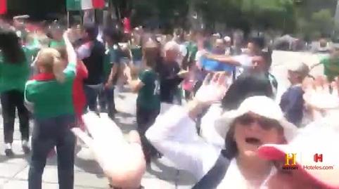 Festejo Mexico
