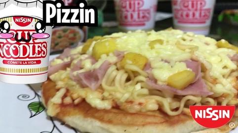 Deliciosa Pizzin #NissinSOS