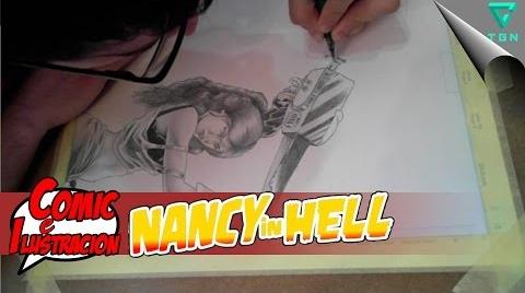 Nancy in hell - Financiado el Crowdfunding para la serie de TV