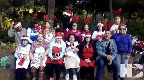 Cancion de navidad en canalsur #CanalSur