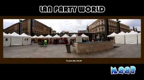 LAN PARTY WORLD