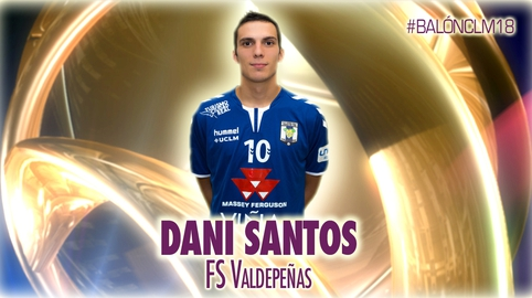 Dani Santos - Fútbol Sala Valdepeñas