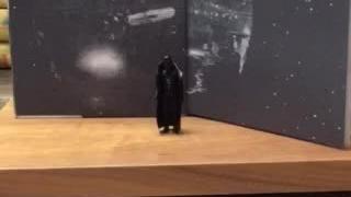 Disfraz de Jedi con El sabor de Tang