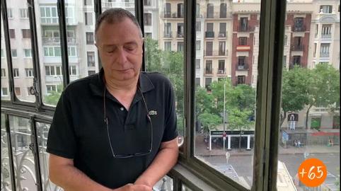 "Antonio Castillejo: ""Gracias chatín"""