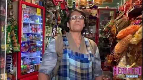 La chiquita #comerciantescongarra