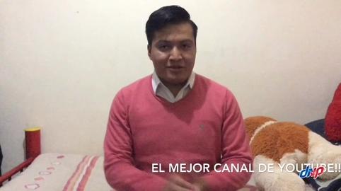 EL MEJOR CANAL DE YOUTUBE!!!