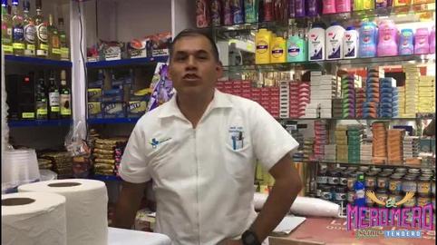 Abarrotes Farmacia Súper Nueva #comerciantescongarra