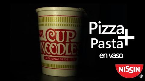 Pizza y Pasta envasada #NissinSOS