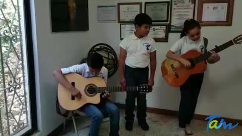 """Trio Sandalfon """"Volvamos a Empezar"""""""