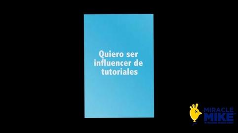 ¡Yo quiero ser influencer!