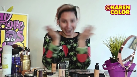 RECREANDO A MI CELEBRIDAD FAVORITA RITA ORA. #Instyle Makeup