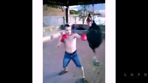 Boxeando #FITCHALLENGE