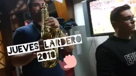 Charanga Pena los Remaches - Jueves Lardero 2018- obrit pass