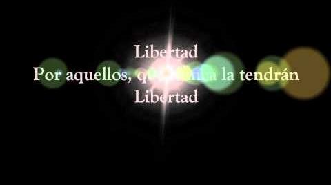Rad Prace - Libertad - lyrics