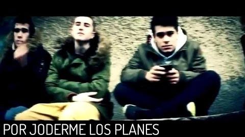 CUULEGAH - POR JODERME LOS PLANES ( VIDEOCLIP OFICIAL )[ Prod. by IonJi ]