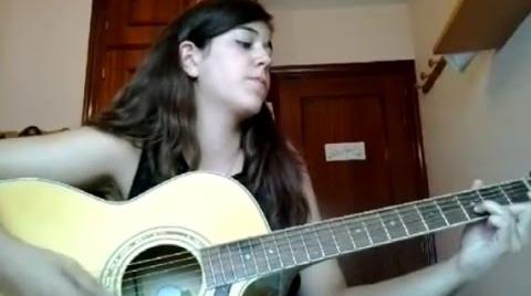 Cuando oyes mi voz (Canción propia). Bárbara Anguita
