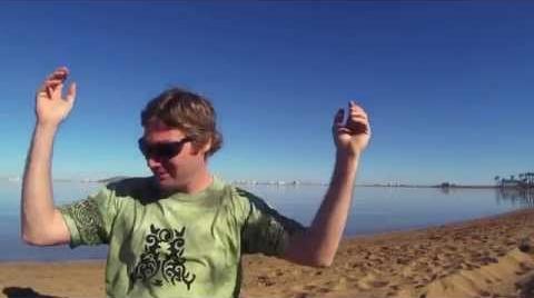 EL COMPAÑERO DE PISO:  Playa Mar de Cristal y parque natural Calblanque: Pequeña canción a la tierra