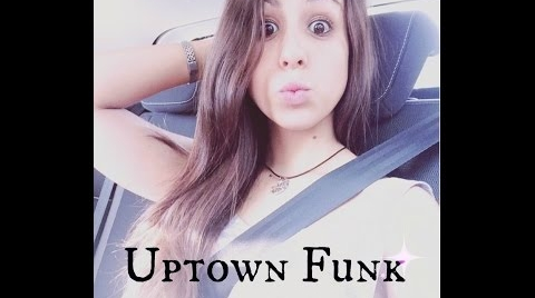 Mark Ronson - Uptown Funk ft Bruno Mars ( Cover by Lauri )