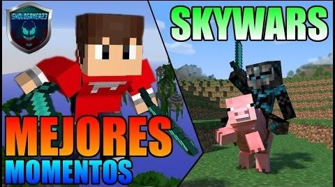 SKYWARS MEJORES MOMENTOS CON ARomero6 dems