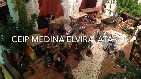 Navidad en Canal Sur CEIP Medina Elvira (Atarfe)