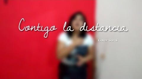 Cover - Contigo la distancia/Christina Aguilera |