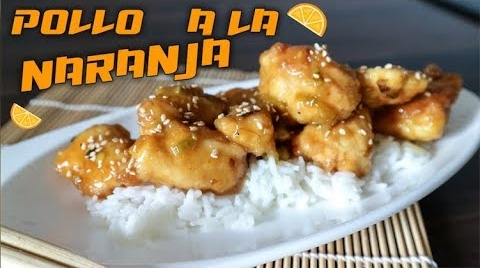 POLLO A LA NARANJA | RECETA RICA Y FACIL #RecetasParaDummies