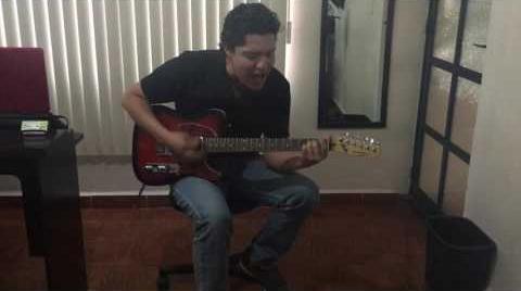 Apuesta por el rock (cover) #HitsbookMúsica