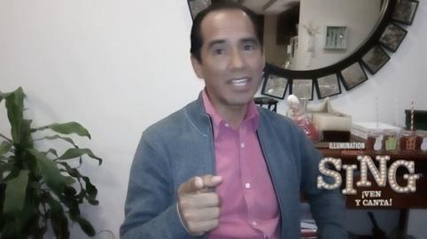 rafa premiere #RetoSingRafaMarquez