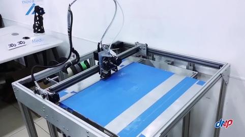 MediPrint - Yesos del futuro impresos en 3D