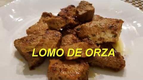 Carne - Lomo en adobo | Lomo de Orza | Cocina con Rock. #RecetasParaDummies