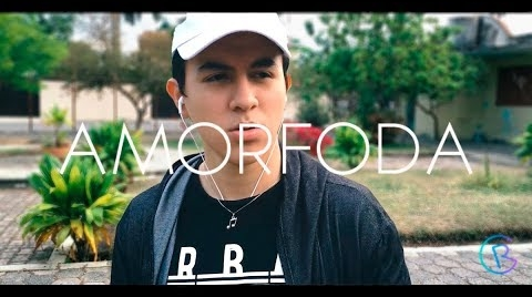 Bad Bunny - Amorfoda | James Alexander/Cover
