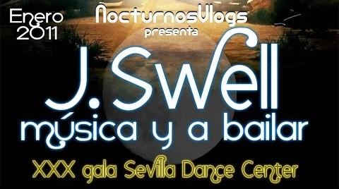 J.Swell - Musica y bailar  -  En isla magica (XXX GALA SEVILLA DANCE CENTER) ENERO 2011