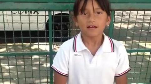 letyfonseca, mi vídeo en la campaña  El Sabor de Tang te disfraza de terror