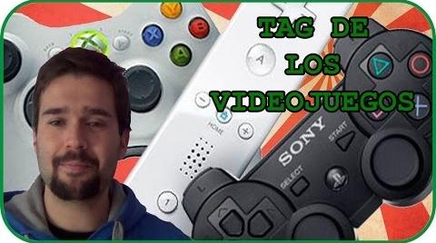 El Tag de los videojuegos. #TagGamer