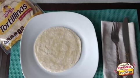 Mis favoritas son con Tortillinas Tía Rosa #LaVerdaderaQuesadilla
