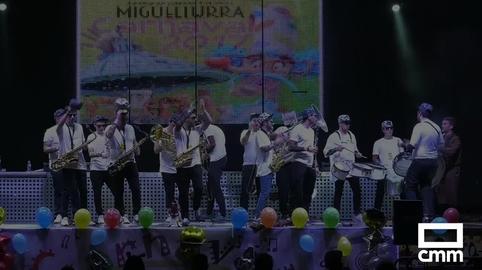 Charanga Los Que Nunca Fallan - Concurso de Charangas de Miguelturra 2017 - Camina y ven + Como te atreves