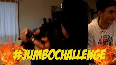 BUSCANDO LA VICTORIA CON LOS OJOS VENDADOS #JumboChallenge