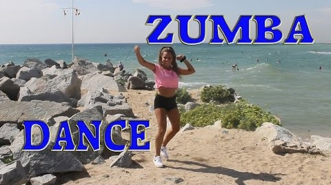 Zumba Dance |Sigue Moviendo FEAT. RAY | Paula Martín