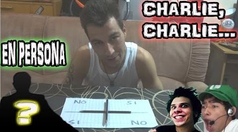 Charlie Charlie en Persona