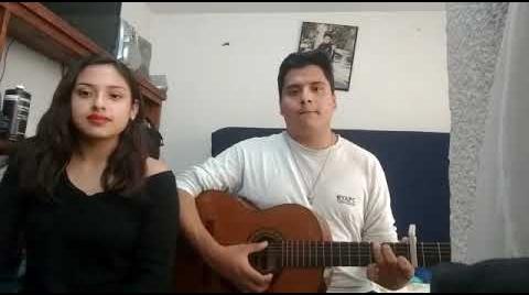 Regresarme mi corazón, dueto de hermanos