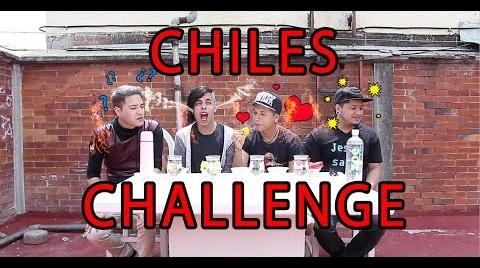 Pruebame el chile (Chiles Challenge)