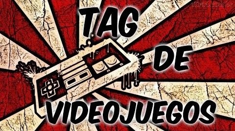 Tag de videojuegos #TagGamer