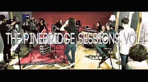 FUNKDACION Burnin/The PineBridge Sessions Vol.1