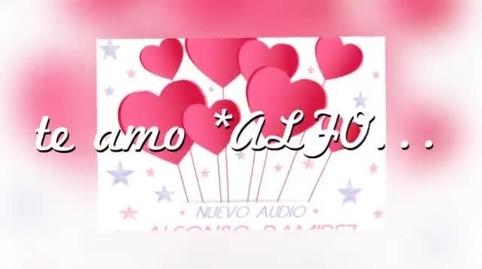 te amo -  Alfonso Ramirez #LaDobleVida