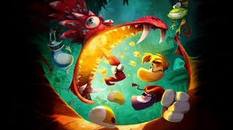 Rayman Legends #2 Un castillo rockero