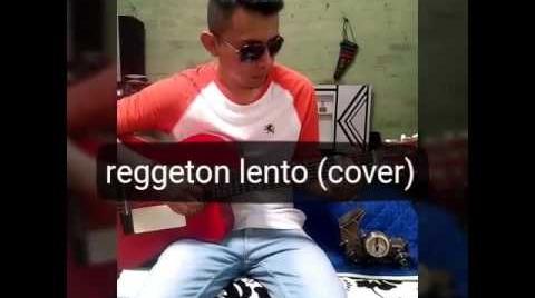 Reggeton lento (cover) #HitsbookMúsica