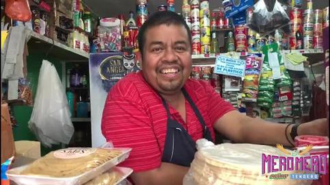 Cuicuilco #comerciantescongarra