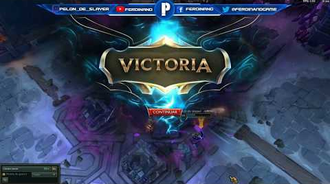 XPELON R-100 HORNEADO  - LEAGUE OF LEGENDS 2K18 - CONCURSO DE JUGADAS ##Hitsbook