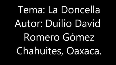 La Doncella - Duilio Romero #LaDobleVida